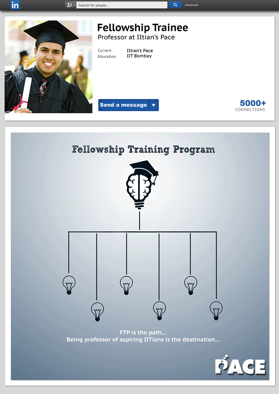 PACE Fellowship Training Program Poster